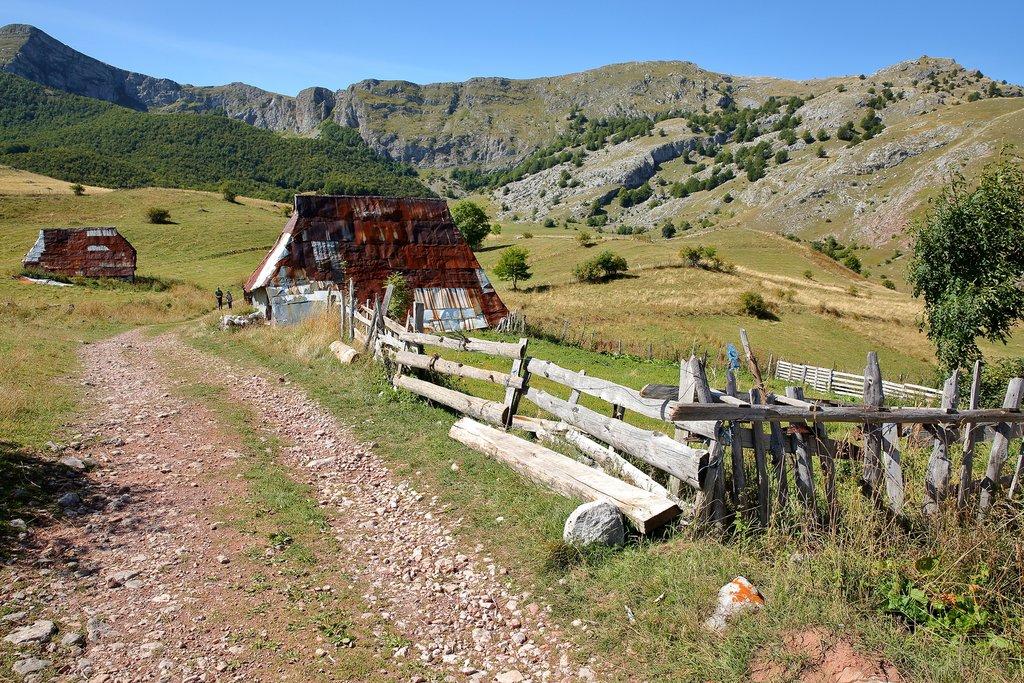 Traditional Village of Gradina near Umoljani