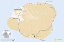 Map thumbnail of Top 6 Things To Do In Kauai