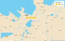 Map thumbnail of Tallinn Song and Dance Festival  (July 2019) - 5 Days