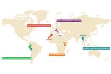 Map thumbnail of 5 Luxury Trips To Take in 2020: Morocco, Italy, Peru, Myanmar, Kenya