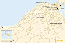Map thumbnail of Places Most People Miss in Havana (But Shouldn't)