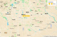 Map thumbnail of Hike the Great Wall of China - 5 Days