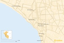 Map thumbnail of Where to Stay in Lima - The Best Boutique Hotels