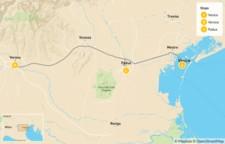 Map thumbnail of Food & Wine in Verona, Padua & Venice - 6 Days
