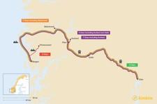Map thumbnail of Oslo & Bergen: Best Itinerary Ideas
