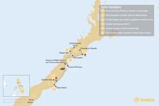 Map thumbnail of Secrets of Palawan - 6 Days