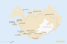 Map thumbnail of The Ultimate Guide to Iceland's Best Pools and Hot Springs