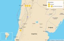 Map thumbnail of Explore the Atacama Desert - 5 Days