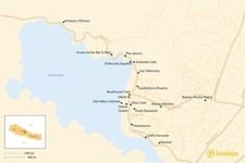 Map thumbnail of Best Places To Eat & Drink in Pokhara
