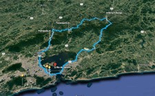 Map thumbnail of Rio de Janeiro Trek: Valley of the Gods - 3 Days