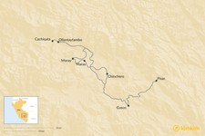 Map thumbnail of Top Day Trips From Cusco