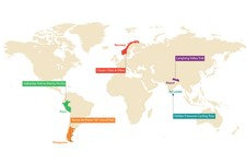 Map thumbnail of 5 Active Trips to Take in 2020: Trekking in Nepal, Cycling in Sri Lanka, & More