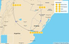 Map thumbnail of Discover Northern Argentina - 14 Days