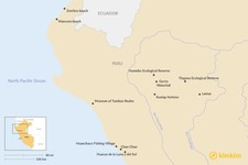 Map thumbnail of Best Places To Visit in Northern Peru