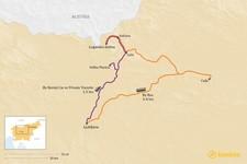 Map thumbnail of How to Get from Ljubljana to Logarska dolina