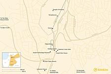 Map thumbnail of Tips for Visiting Jerash: Jordan's Archeological Treasure Trove