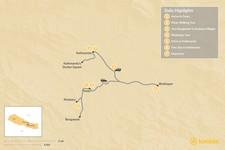 Map thumbnail of Newari Culture in the Kathmandu Valley - 7 Days