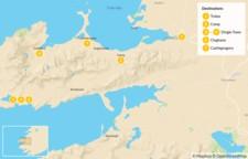 Map thumbnail of Dingle Peninsula Assisted Hike - 8 Days
