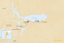 Map thumbnail of How to Get to Perito Moreno Glacier