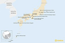 Map thumbnail of Essential Japan: Top 10 Things to Do & See