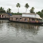 Houseboat kerala | Photo taken by Mary Kay S