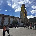 Salento town square | Photo taken by David B