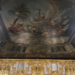 Fresco, Katherine's Palace   Photo taken by Diane P
