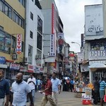 Colombo streets | Photo taken by Gary M