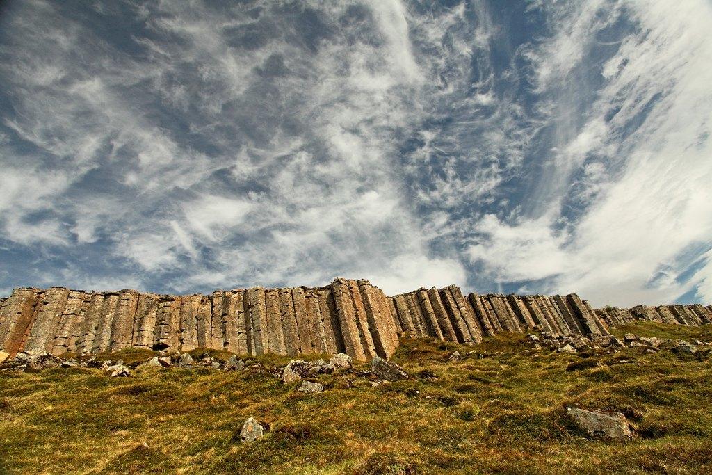 Gerduberg Cliffs | Photo taken by Amol L