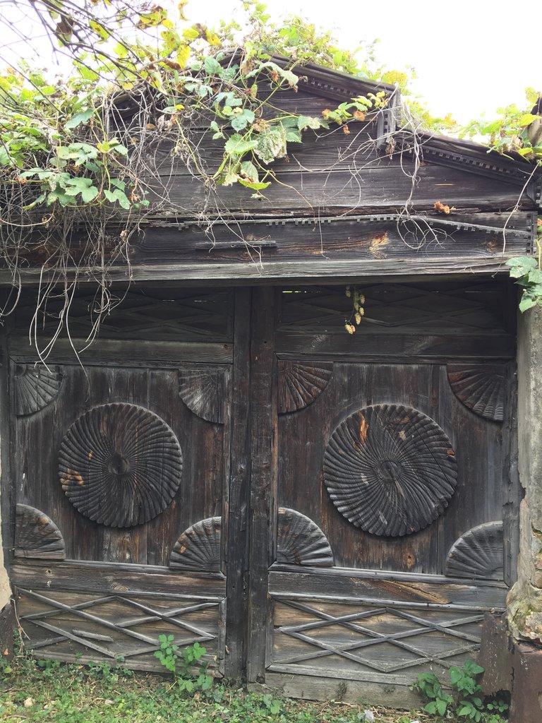 Old gates, Suzdal | Photo taken by Diane P