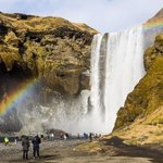 Skogafoss | Photo taken by Grace L