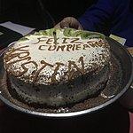 My birthday cake! | Photo taken by Kristin M