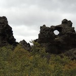 Dimmuborgir | Photo taken by Lee W