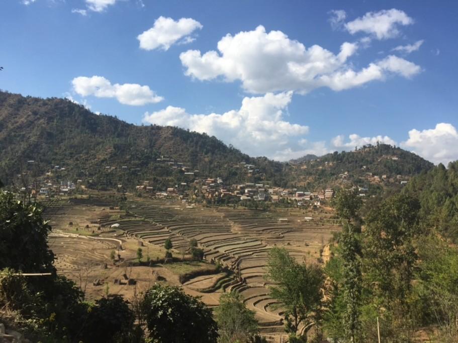 Balthali | Photo taken by Kaniez C
