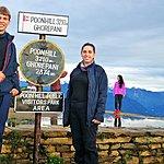 Poon Hill reached! | Photo taken by Herman L