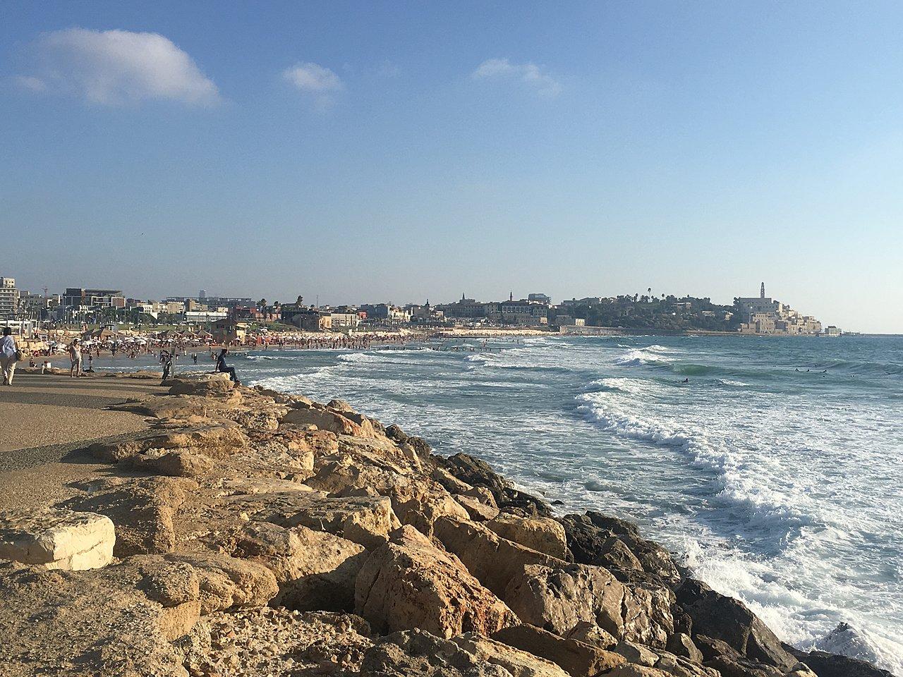 Tel Aviv | Photo taken by Nicola H