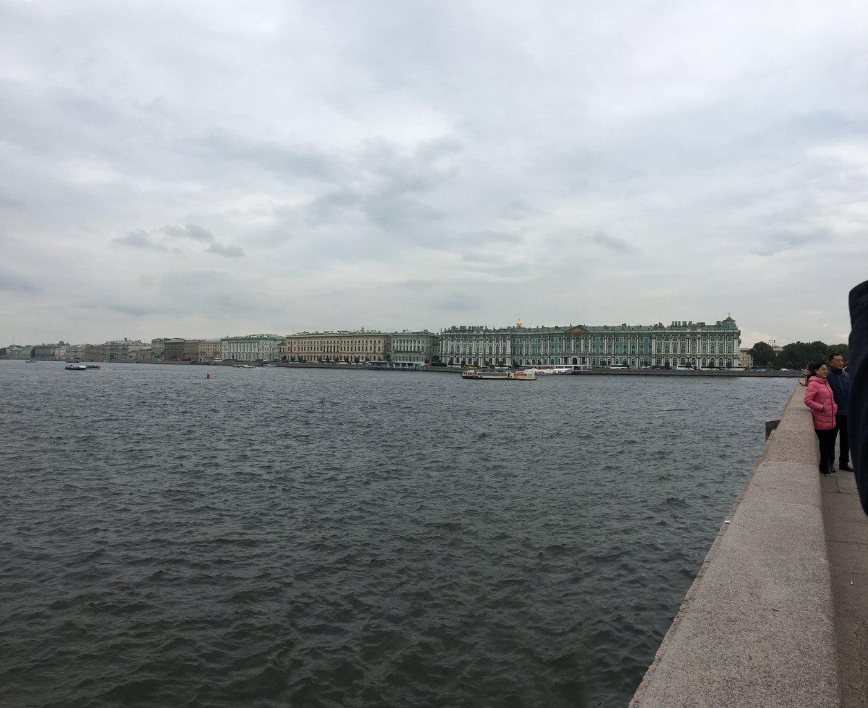 Beautiful St Petersburg | Photo taken by Diane P