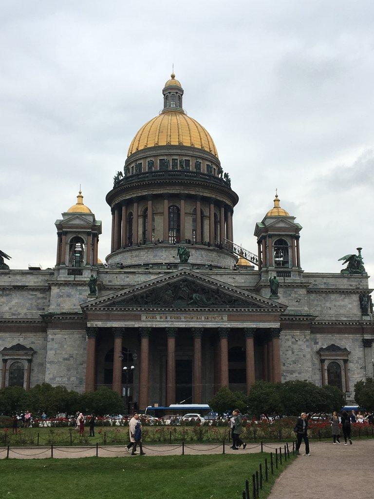 St Petersburg | Photo taken by Diane P