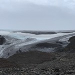 Drangajokull Glacier | Photo taken by Angelica F
