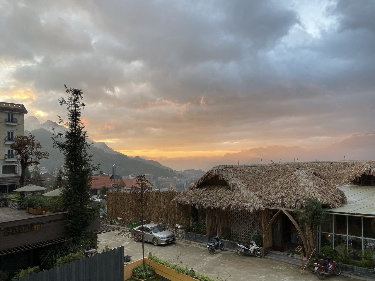 Good morning Sapa! We are ready for Bac Ha Market!   Photo taken by Su-Lin T