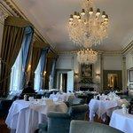 Cliveden House- Dining Room | Photo taken by Steven Lee J