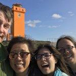 Snaefellsnes lighthouse | Photo taken by John B
