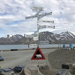 Airport Svalbard | Photo taken by florence P