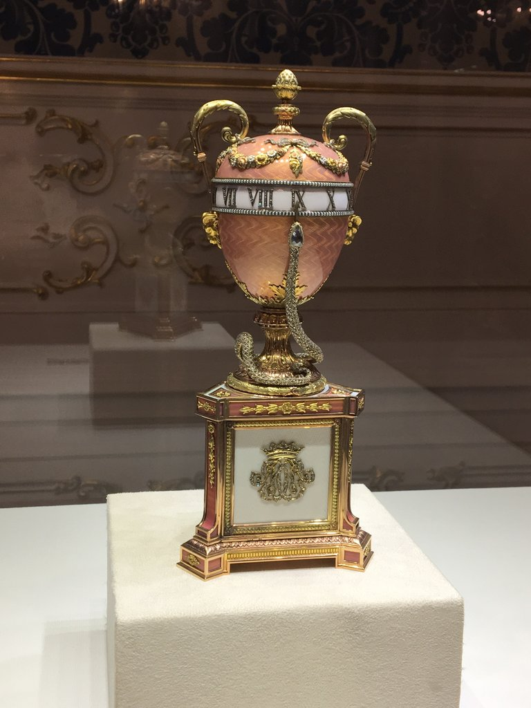 Another Faberge egg | Photo taken by Diane P