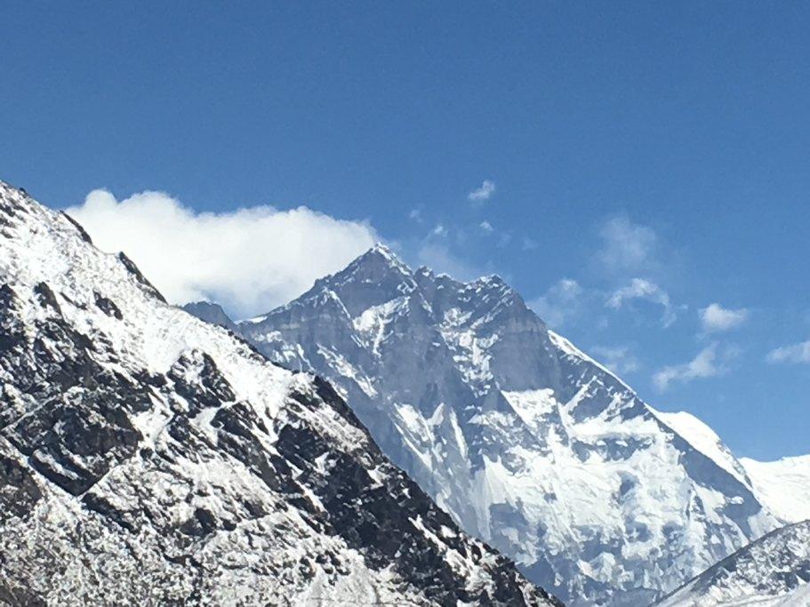 Everest | Photo taken by Tony L