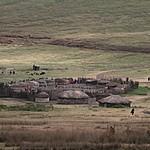 Maasai Village in Ngorogoro | Photo taken by Jonathan G