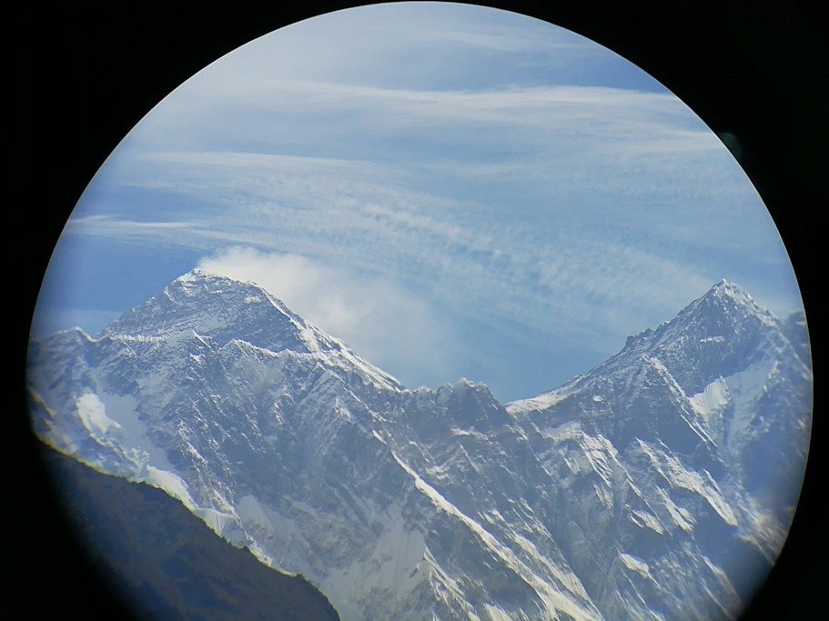 Everest | Photo taken by Harold S