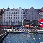Bergen hotel | Photo taken by Richard T