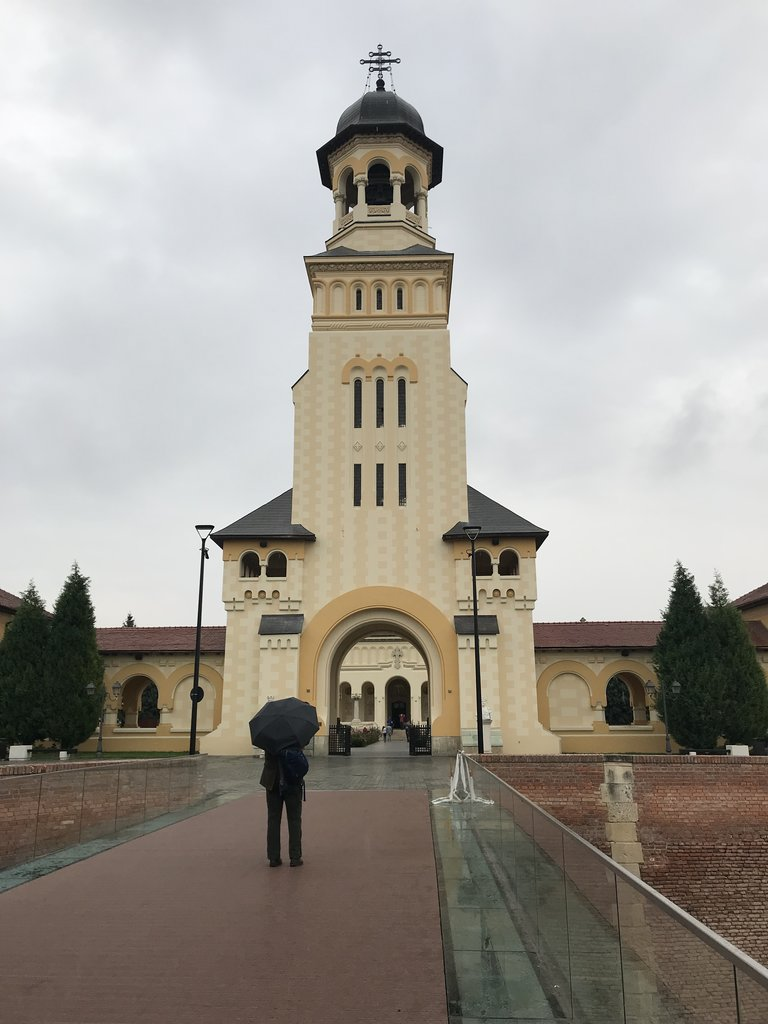 Alba Iulia, a beautiful Coronation Chapel  | Photo taken by Anne L