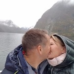 60th birthday on the fjords! | Photo taken by Sally A